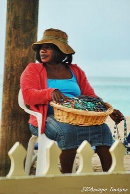 Antiguan woman