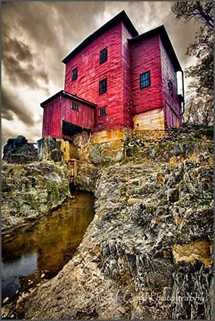 Dilliard Mill, Crawford County, Missouri