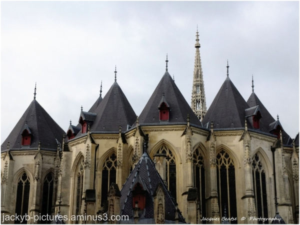 """Hallekerque""...Saint Maurice - Lille"