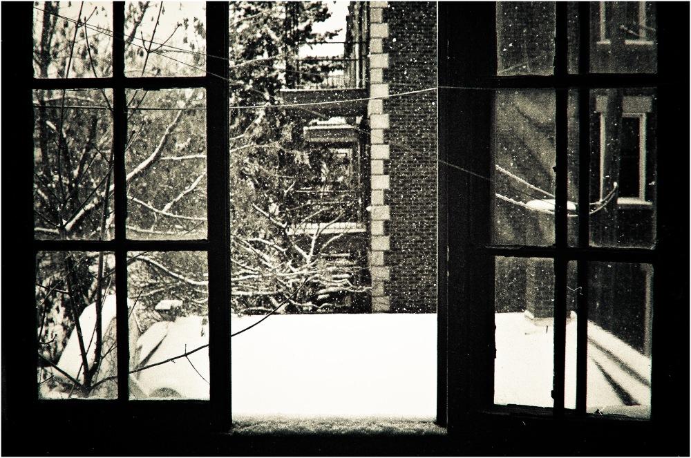 Les fenêtres en bois