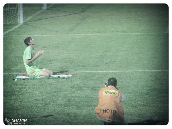 Iran  5-1  Australia