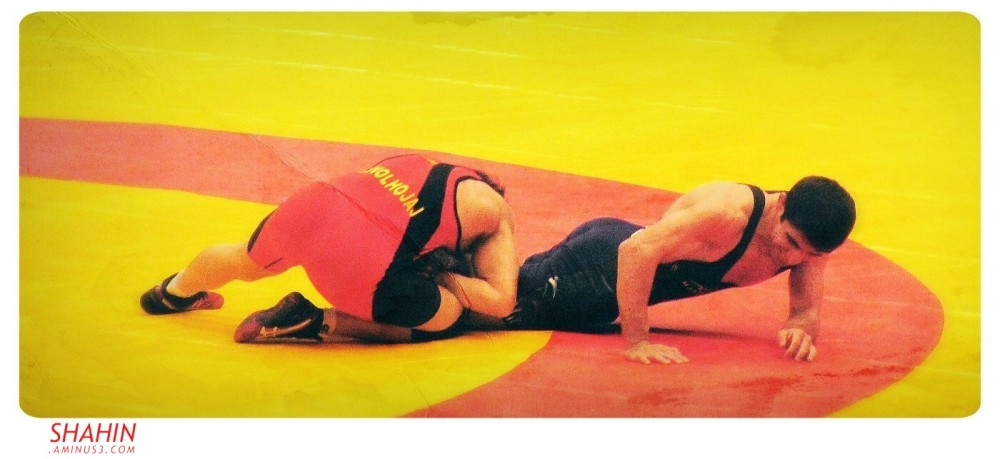 Iran Premier League Wrestling 03