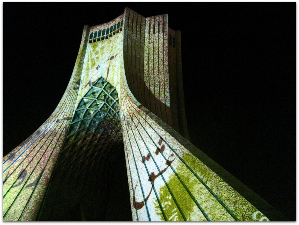 Azadi Tower 01