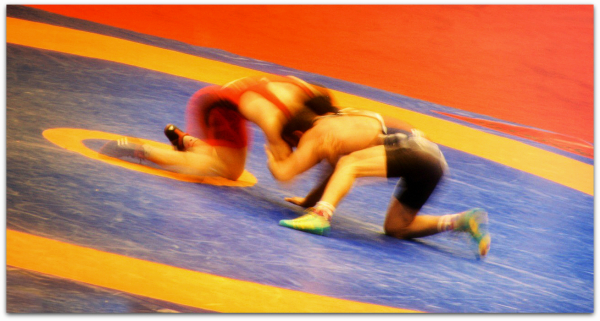 Freestyle Wrestling Club World Cup 2015 Tehran 01
