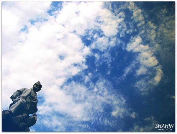 Ferdowsi Statue 06