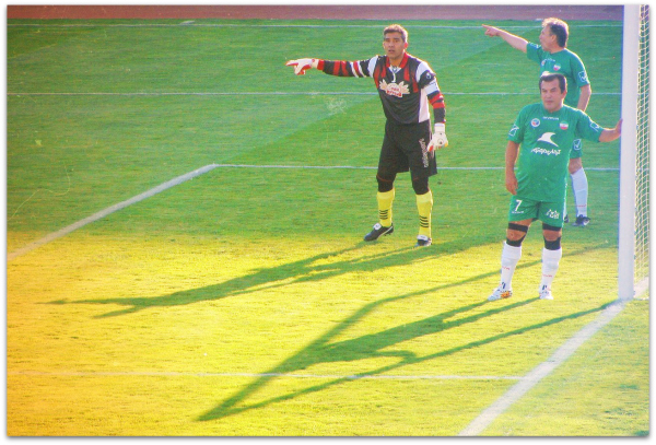 Iran XI 0-3 World XI 03