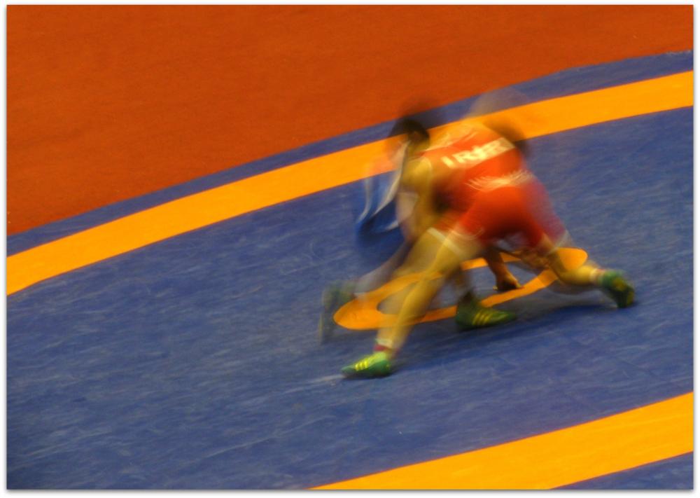 Freestyle Wrestling Club World Cup 2015 Tehran 05