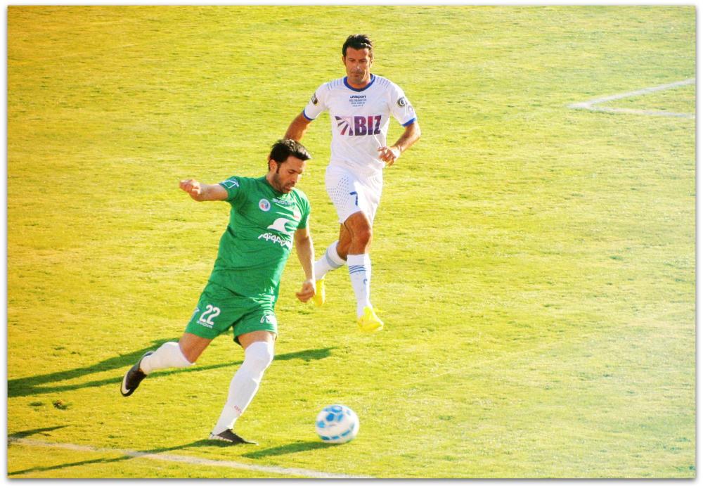 Iran XI 0-3 World XI 04