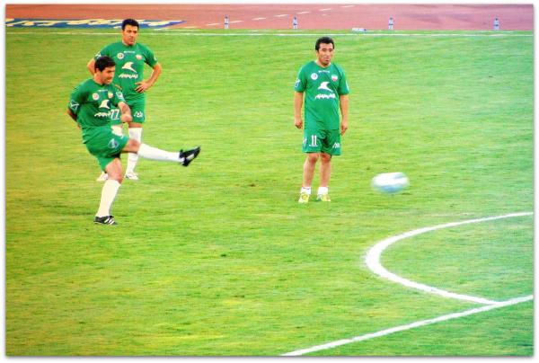 Iran XI 0-3 World XI 05