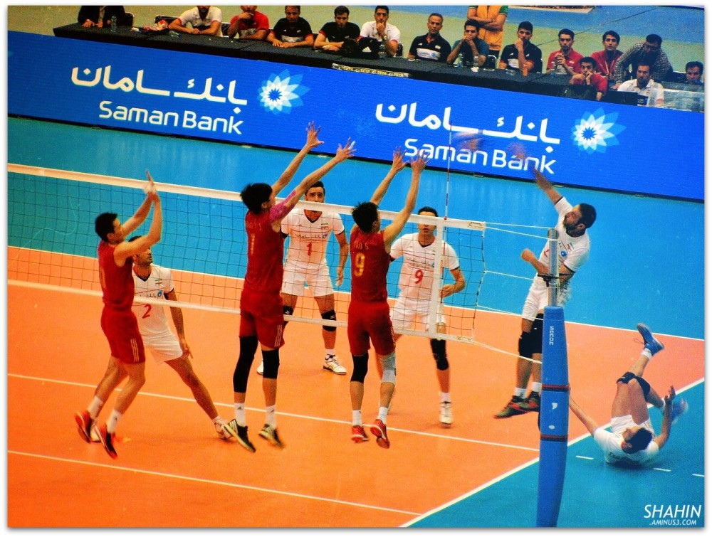 2015 Asian Men's Volleyball Championship 06