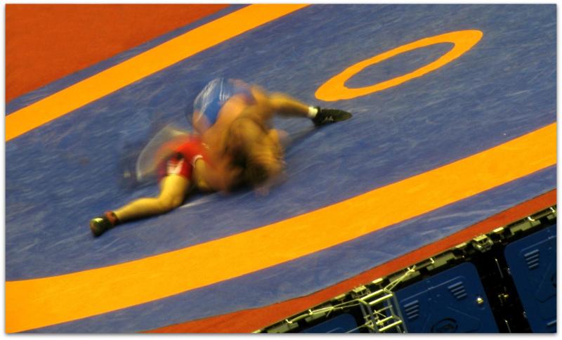 Freestyle Wrestling Club World Cup 2015 Tehran 11