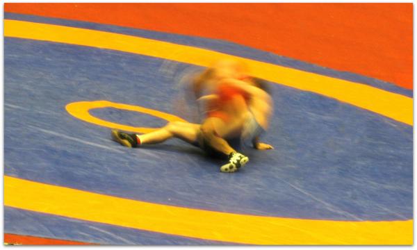 Freestyle Wrestling Club World Cup 2015 Tehran 12