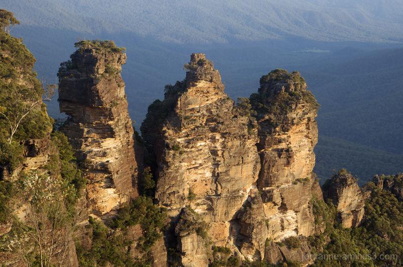 Katoomba Australia Three Sisters