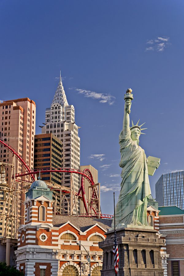 New York City in Las Vegas
