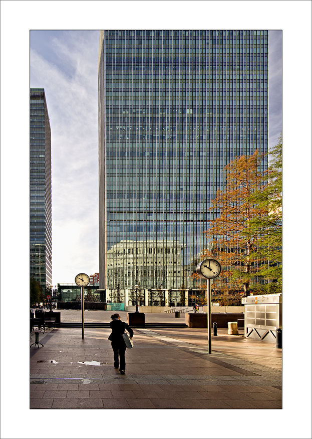 Canary Wharf London