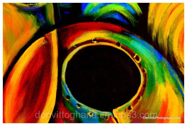 Ghana art & painting