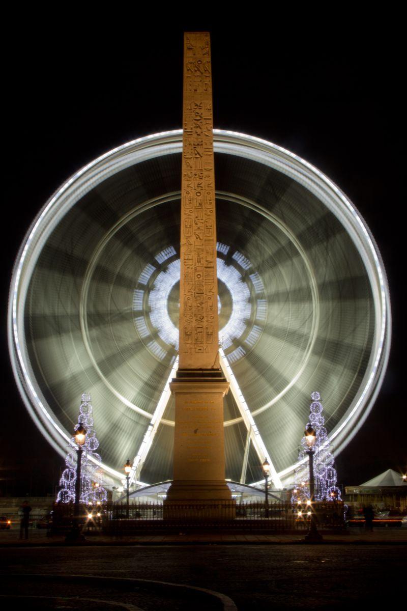 The Ferris wheel of Paris II