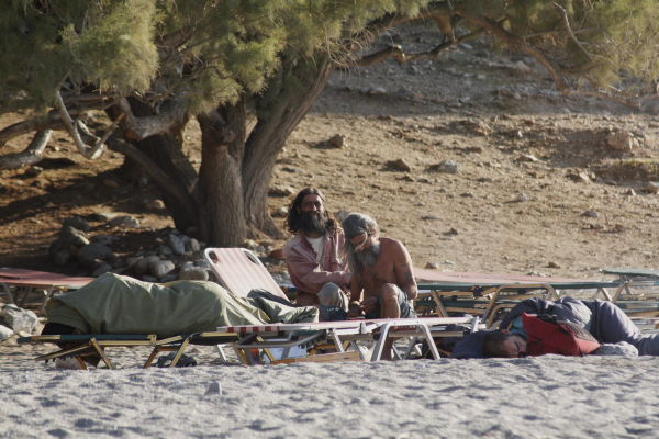 Camping à Moni Preveli