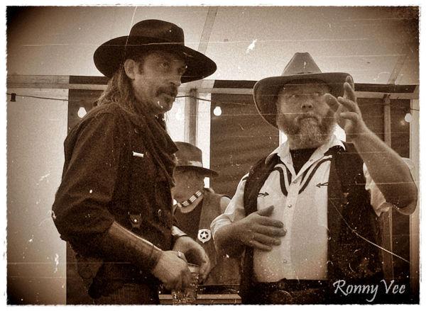 Something Between Cowboys