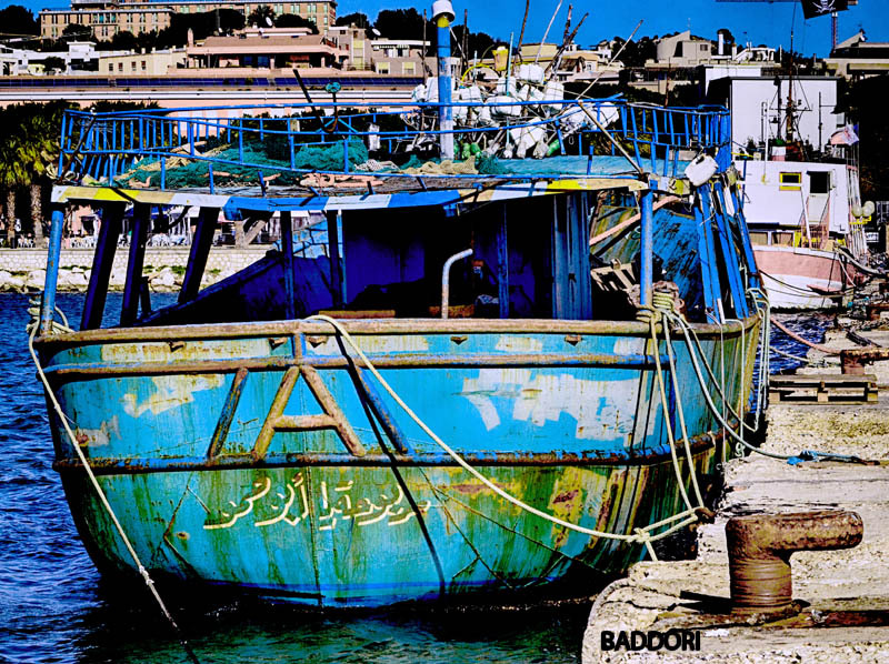 north africa fishing boats