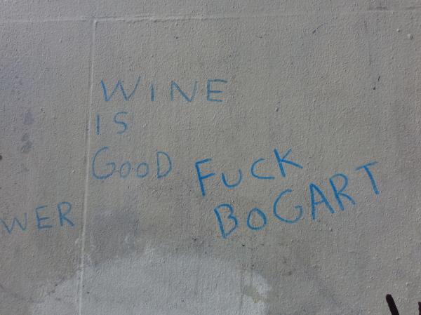 fuck Bogart