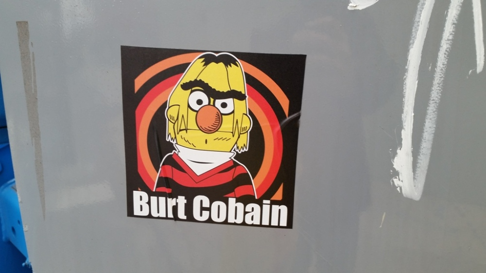 Burt Cobain