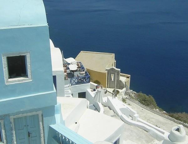 Un monde si bleu ...