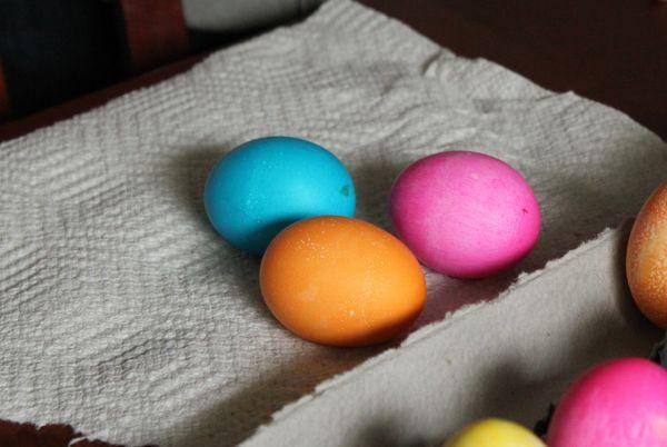 Grandma's Eggs
