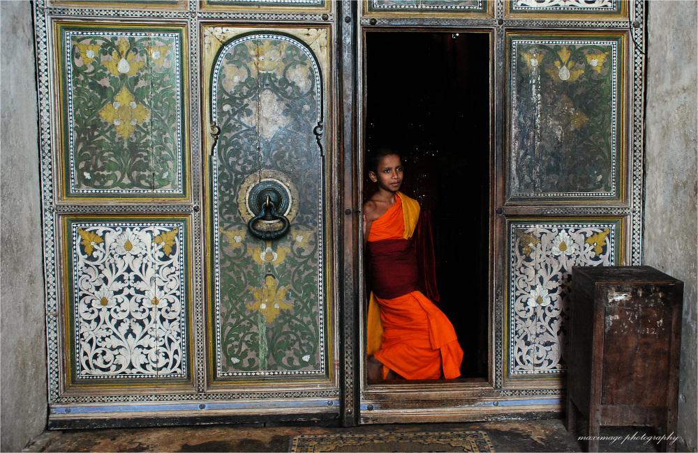 Jeune moine