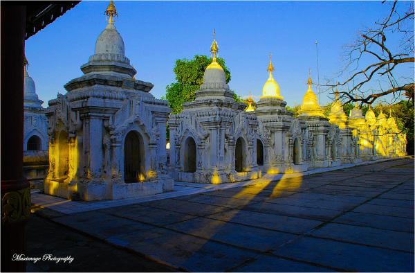 Lumière birmane