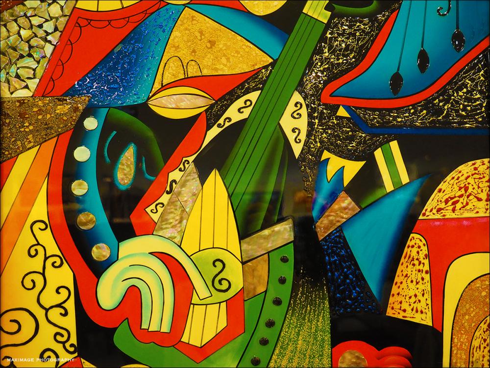 Les couleurs de Picasso...