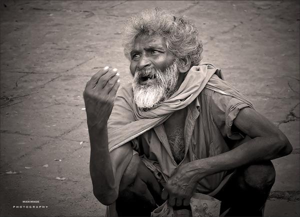 Une vie de misère...