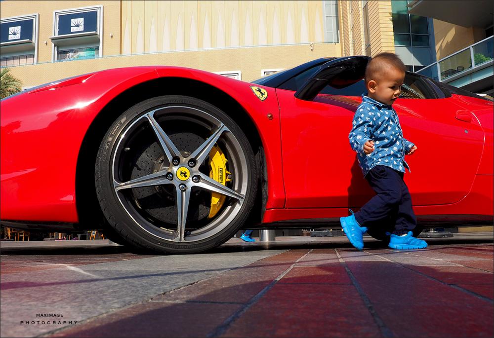 Forza Ferrari !...