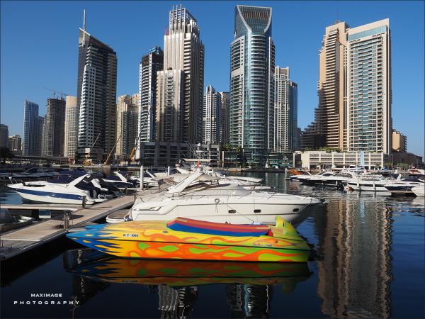 Dubai Marina...1
