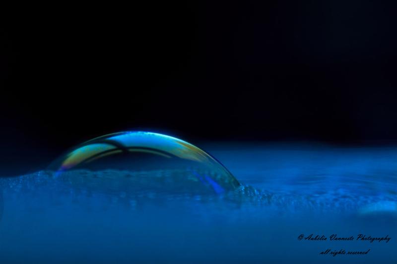 Une bulle