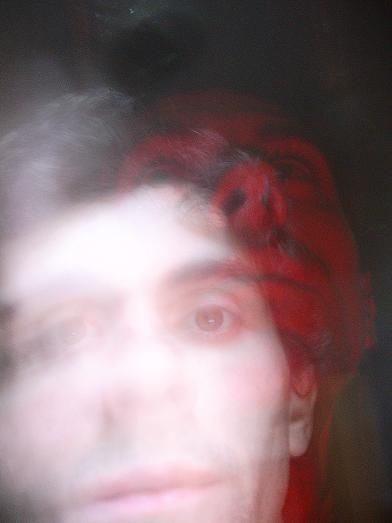 angellic light experiment portrait artsy photo