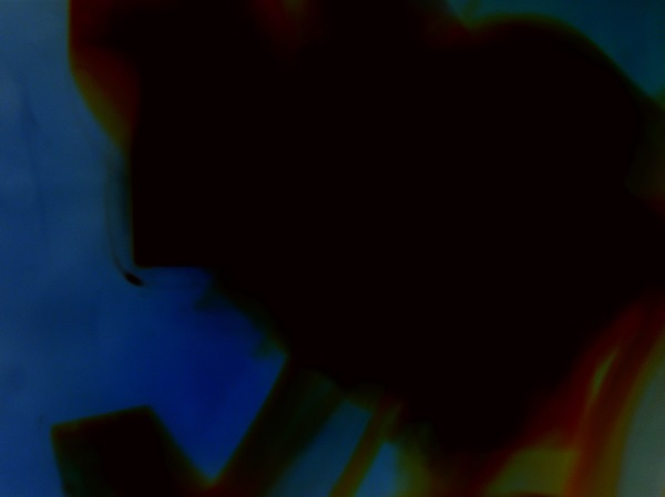 photo art homage to abstract painter Motherwwell