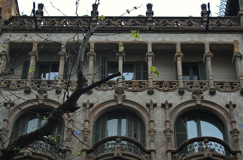 Balcons i finestres