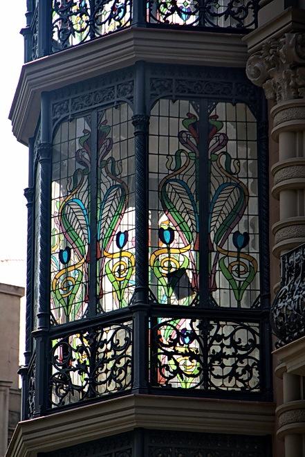 Barcelona singular #3  Casa Jaume Forn.