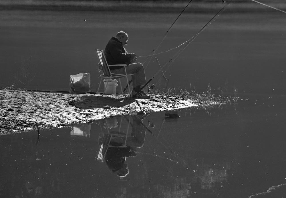 Pescant reflexos