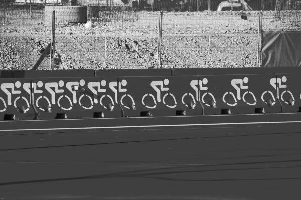 Bicicletes en moviment (estàtic) (i 3)