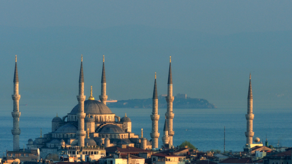Istanbul avril 2010