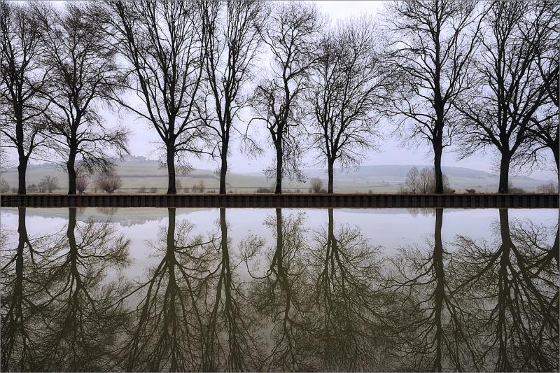 Pouilly en Auxois. Février 2011