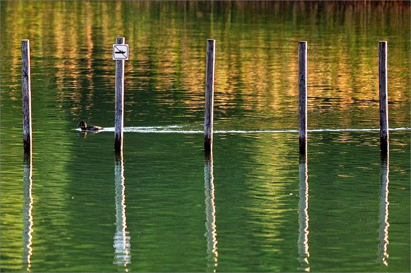 Aix-les-bains, september 2011