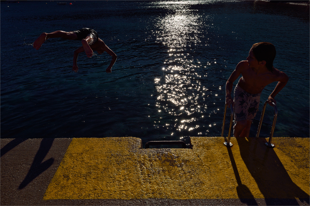 Greece, august 2013