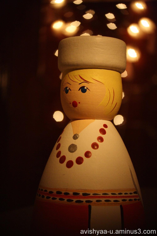 Estonian Doll