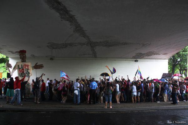 UPR Student Strike IV (Street March) - 05/2010