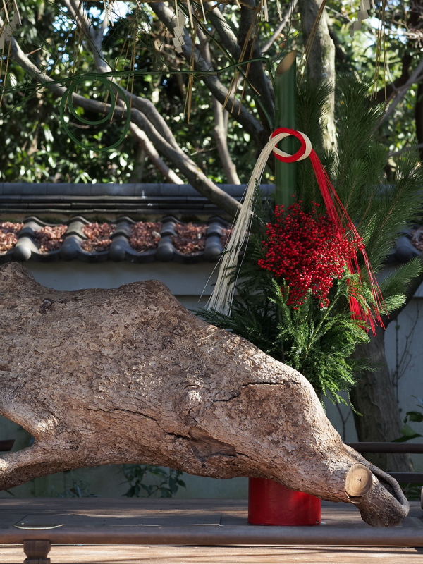 A New Year's Decoration
