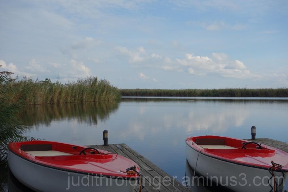 boats water lake