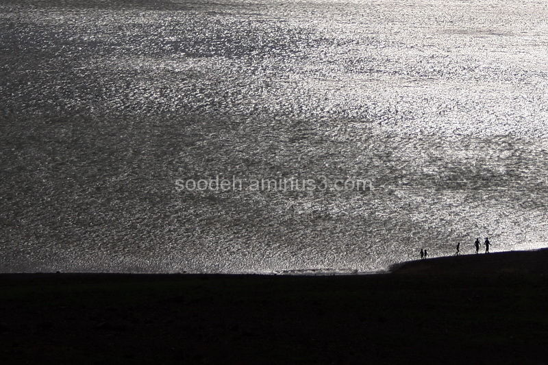 Manjil lake